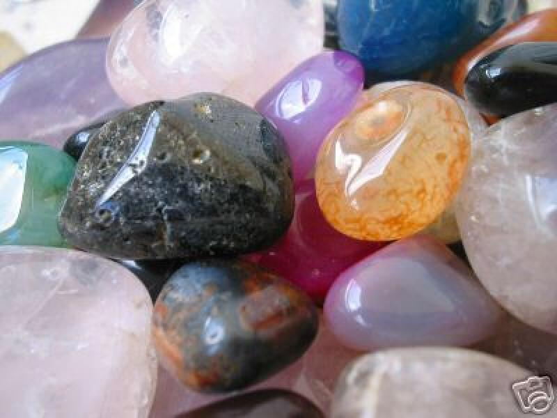 Mental Powers Gemstone Crystal Charm Kit