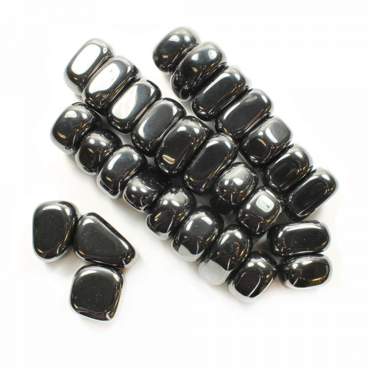 Hematite Magnetic Nuggets / Tumblestones / Fridge Magnets