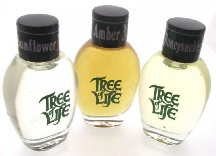 Frankincense Tree of Life Fragrance Oil - 8mls