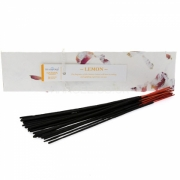 Lemon Natura Incense Sticks - Box of 20