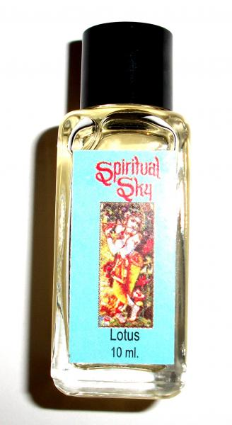 Lotus Spiritual Sky Fragrance Perfume Oil