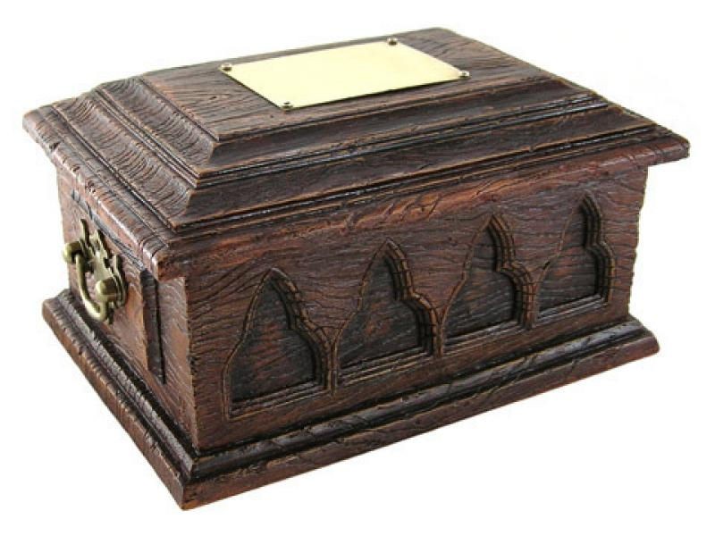 Medium Ash Casket