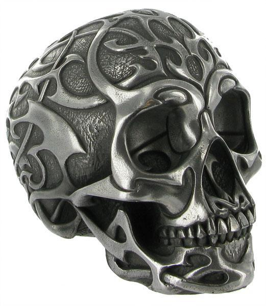 Tribal Skull - Medium