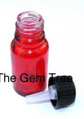 Ruby Red Root Chakra Bottle