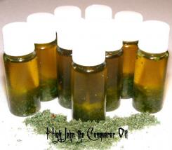 High John The Conqueror Root Magickal Oil