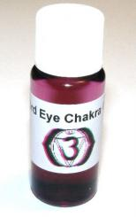 Third Eye Chakra Oil Intuition And Psychic Abilities