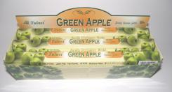 Green Apple Incense - Box Of 120 Sticks - TULASI