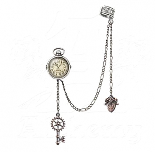 Uncle Alberts Timepiece Earring