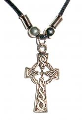Celtic Cross pendant with necklace