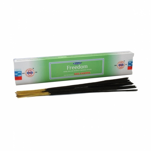 Freedom Hand Rolled Satya Incense Sticks