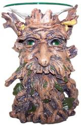 Green Man Oil Burner