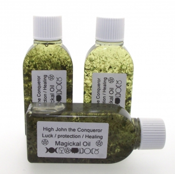 25mls High John the Conqueror Oil