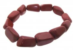 Red Jasper Nugget Bracelet