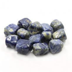 Sodalite Gemstone / Tumble Crystal - Large