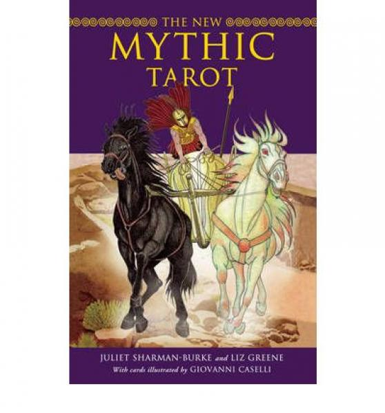 Mythic Tarot Card Deck