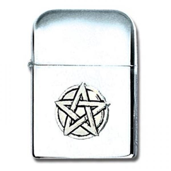 Pentagram Petrol Lighter