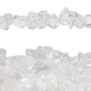 "Quartz 16"" Chip Necklace"