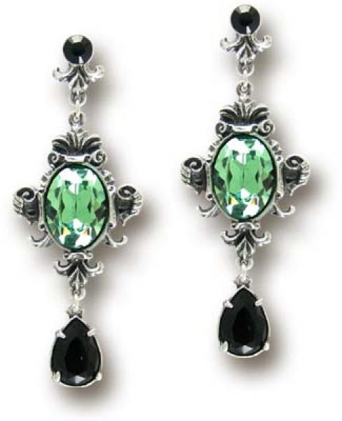 Queen Of The Night Earrings - one pair