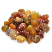Carnelian Tumblestone - Medium - River Red South Africa