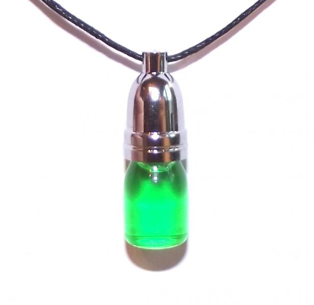 Rue Oil Mojo Bottle Pendant