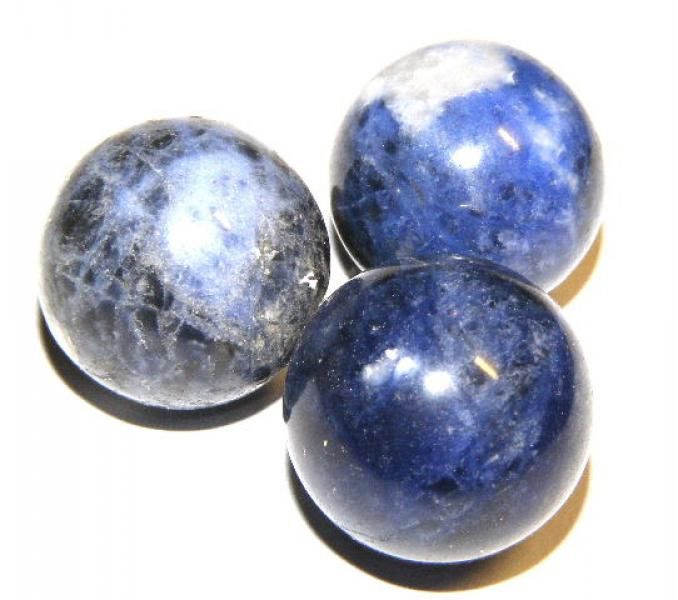 Sodalite Gemstone Sphere