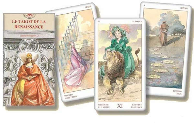 Tarot Of The Renaissance - Tarot Deck