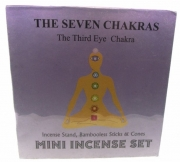 Third Eye Chakra Incense Boxed Set