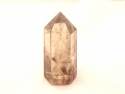 Tibetan Citrine Gemstone Obelisk / Tower 13