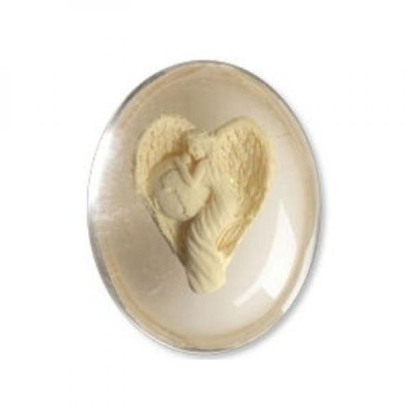 Travel Worry Stone Angel