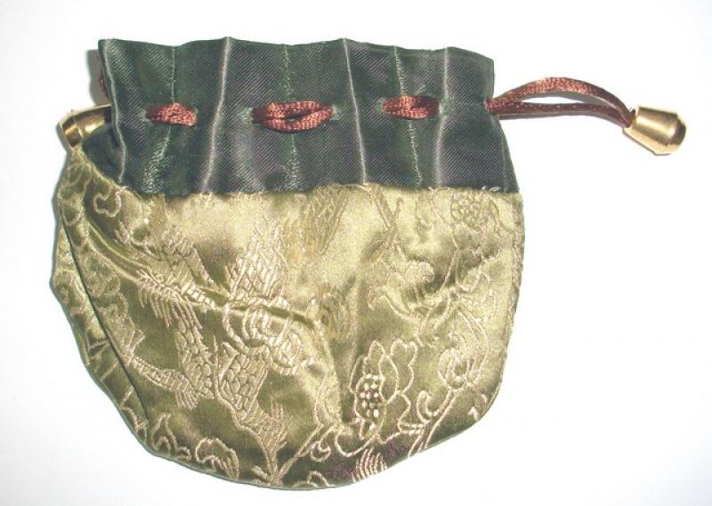 Green Dragon Pouch