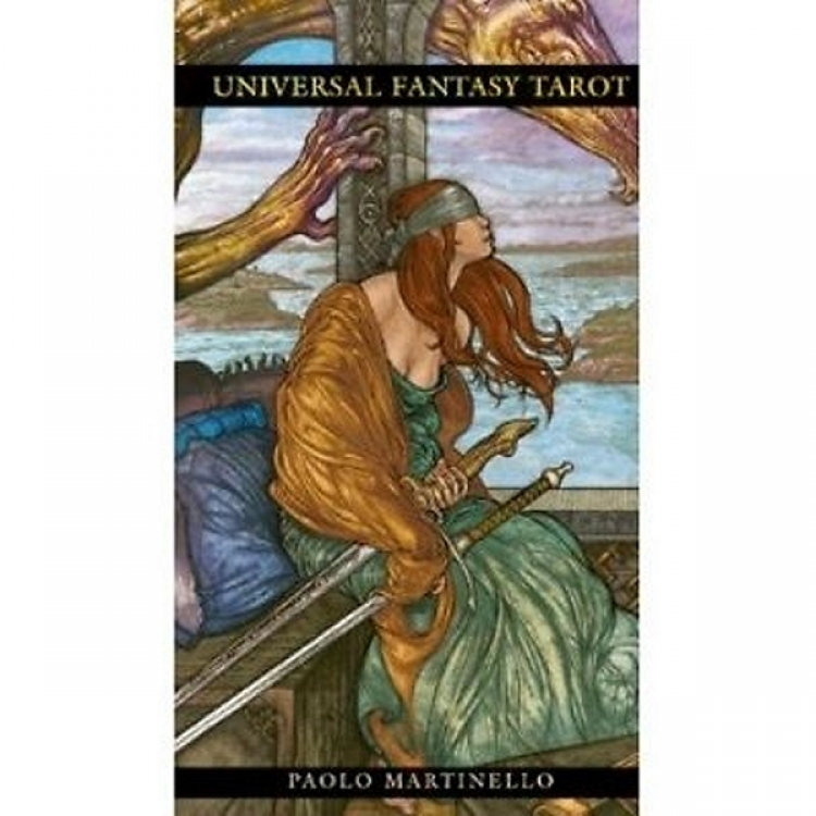 The Universal Fantasy Tarot