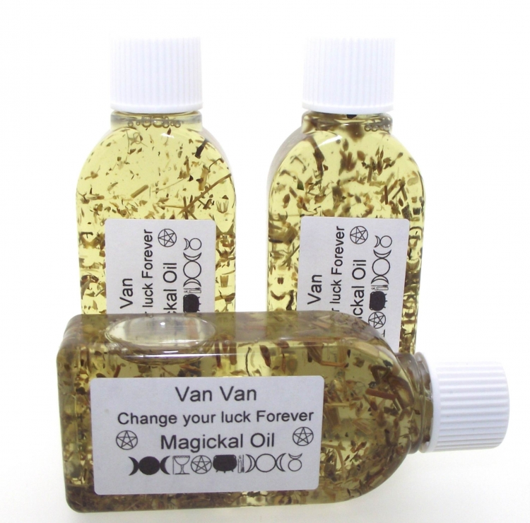 25mls Van Van Magickal Oil