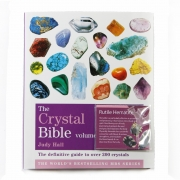 The Crystal Bible - Volume 1 - with free mineral specimen