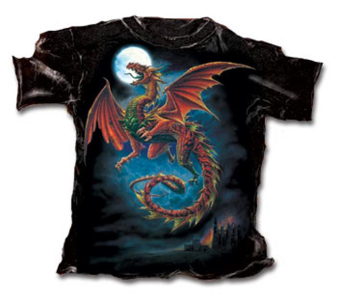The Whitby Wyrm T- Shirt