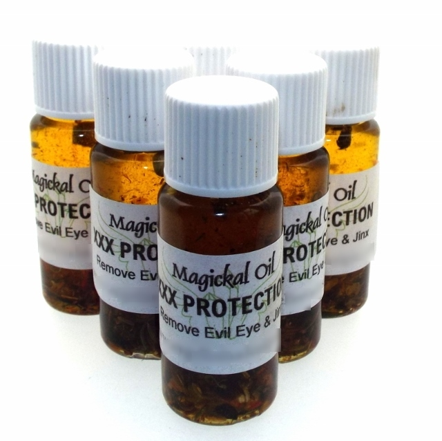 XXX Strength Protection Spell Oil